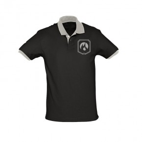 Harvey Black Polo