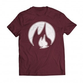 Classic Smooth Wine Tee