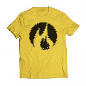 Classic Smooth Yellow Tee