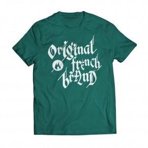 Tshirt Classic Slog Green