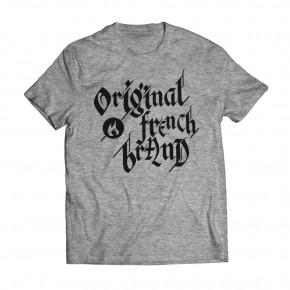 Tshirt Classic Slog Grey