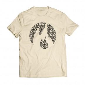 Tshirt Classic Estamp Sand