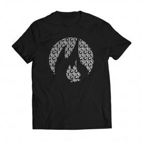 Tshirt Classic Estamp Black