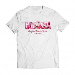 Tshirt Suta Sakura White