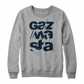 Checaz Grey Crewneck