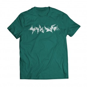Trizangle Green Tee