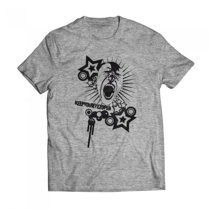 Tshirt Awake Grey