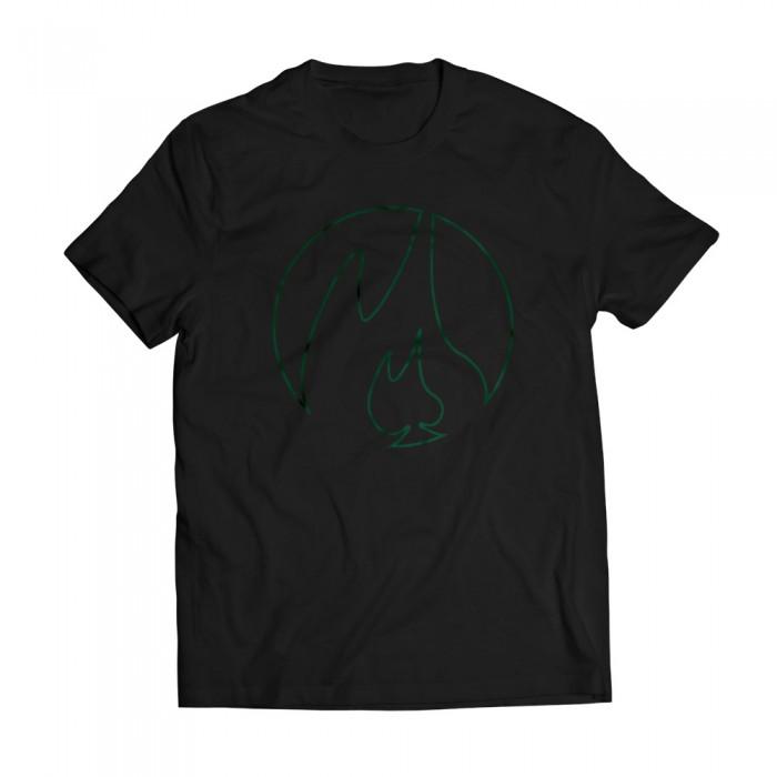 Tshirt Logo Black