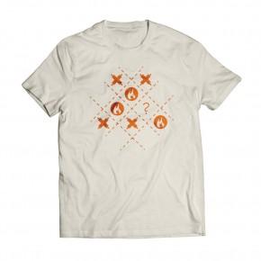 Tshirt Xoxo Cream