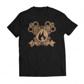 Tshirt Nidai Black