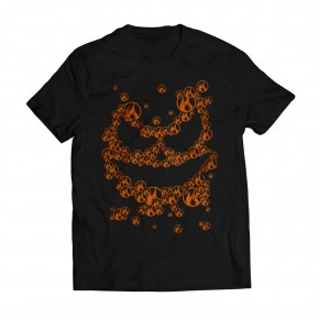 Ween Cheese Black Tee