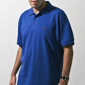 Fayerz Blue Polo