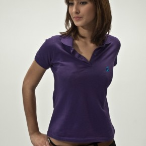 Fayerz Purple Polo