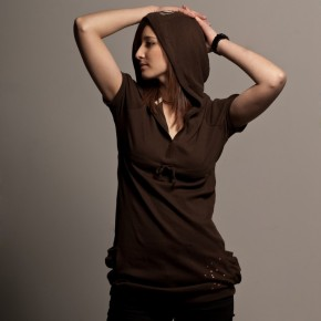 Karib Brown Tunic